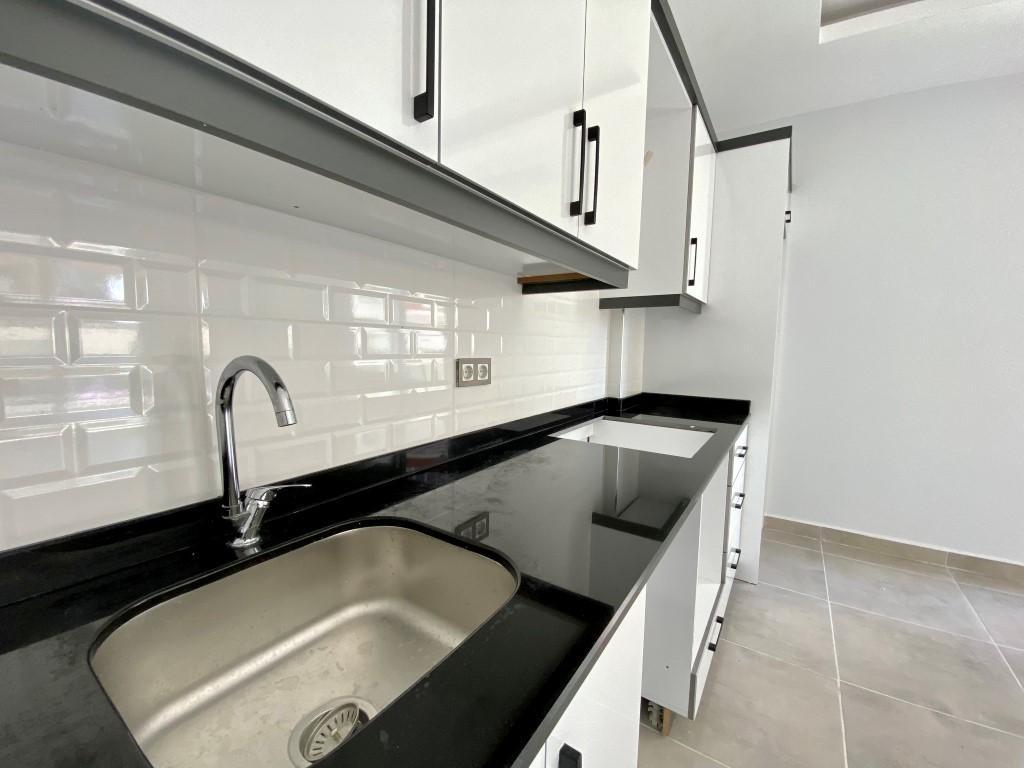 Новая квартира 1+1 в уютном комплексе в Махмутларе - Фото 15