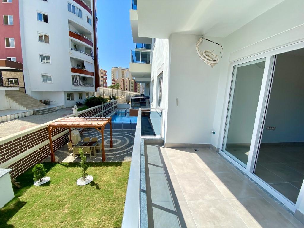 Новая квартира 1+1 в уютном комплексе в Махмутларе - Фото 20