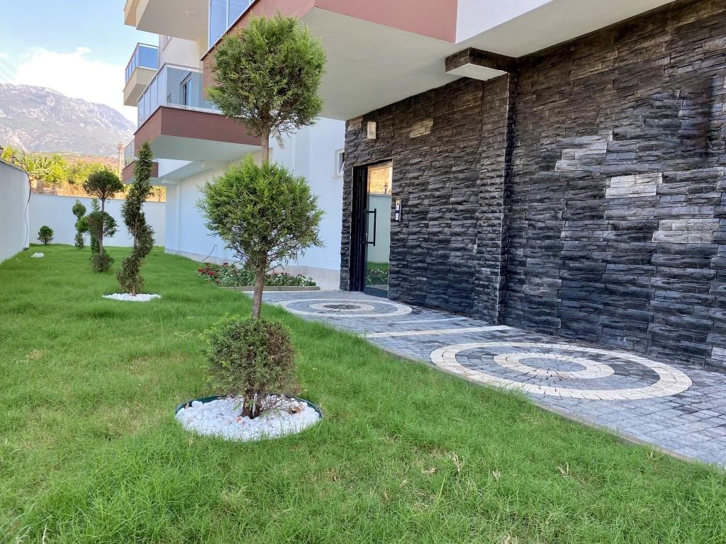 Новая квартира 1+1 в уютном комплексе в Махмутларе - Фото 4