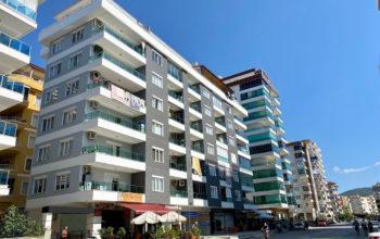 Квартира с мебелью в центре Махмутлара