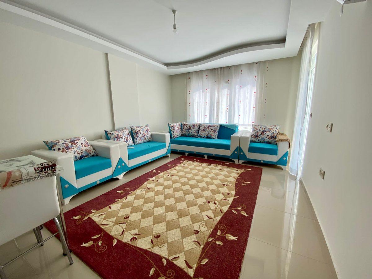 Квартира с мебелью в центре Махмутлара - Фото 13