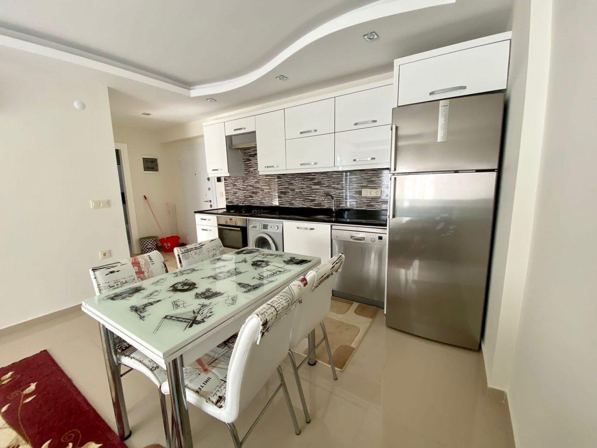Квартира с мебелью в центре Махмутлара - Фото 11