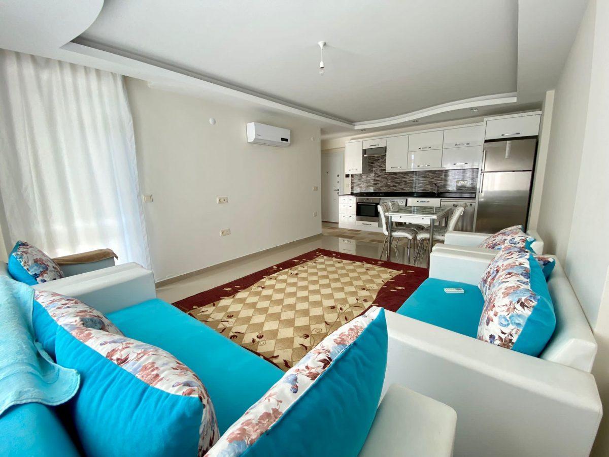 Квартира с мебелью в центре Махмутлара - Фото 12