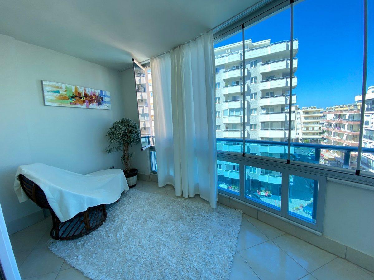 Роскошная меблированная квартира в центре Махмутлара - Фото 26