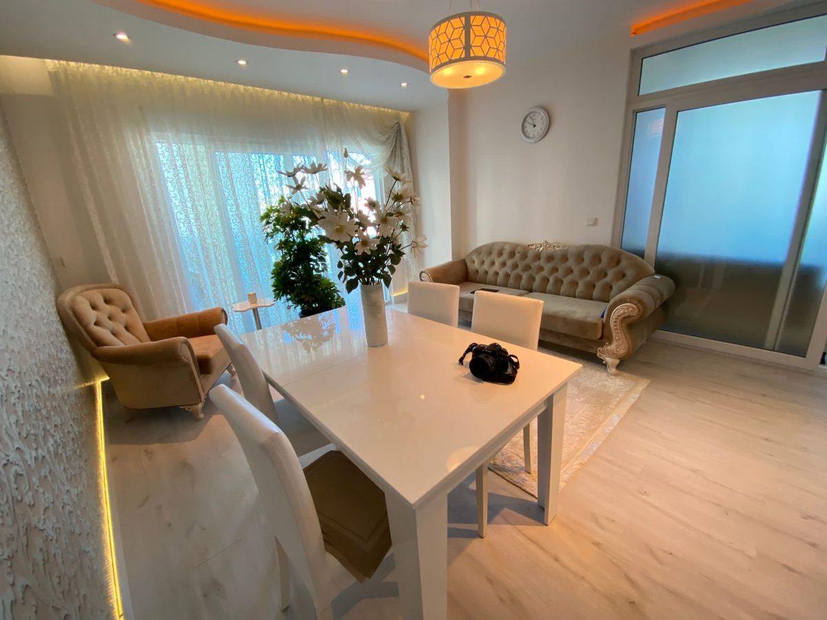 Роскошная меблированная квартира в центре Махмутлара - Фото 14