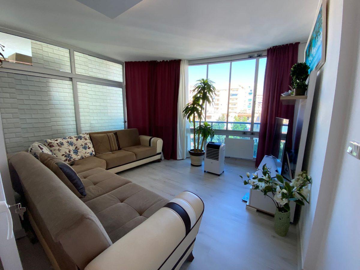 Роскошная меблированная квартира в центре Махмутлара - Фото 16