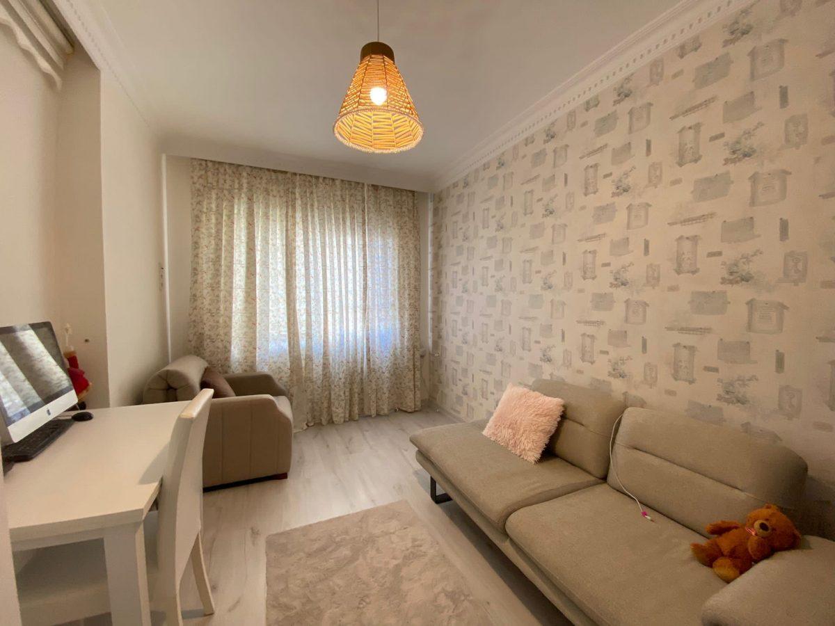 Роскошная меблированная квартира в центре Махмутлара - Фото 17
