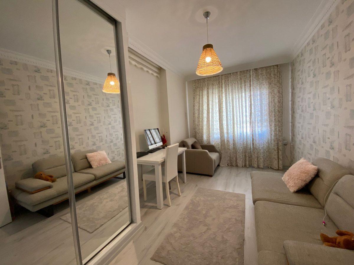 Роскошная меблированная квартира в центре Махмутлара - Фото 18