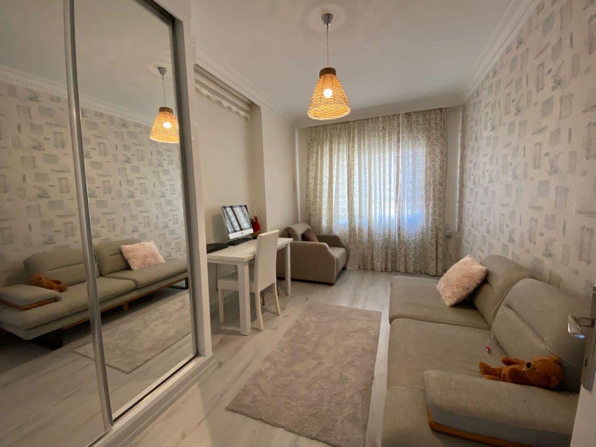 Роскошная меблированная квартира в центре Махмутлара - Фото 24