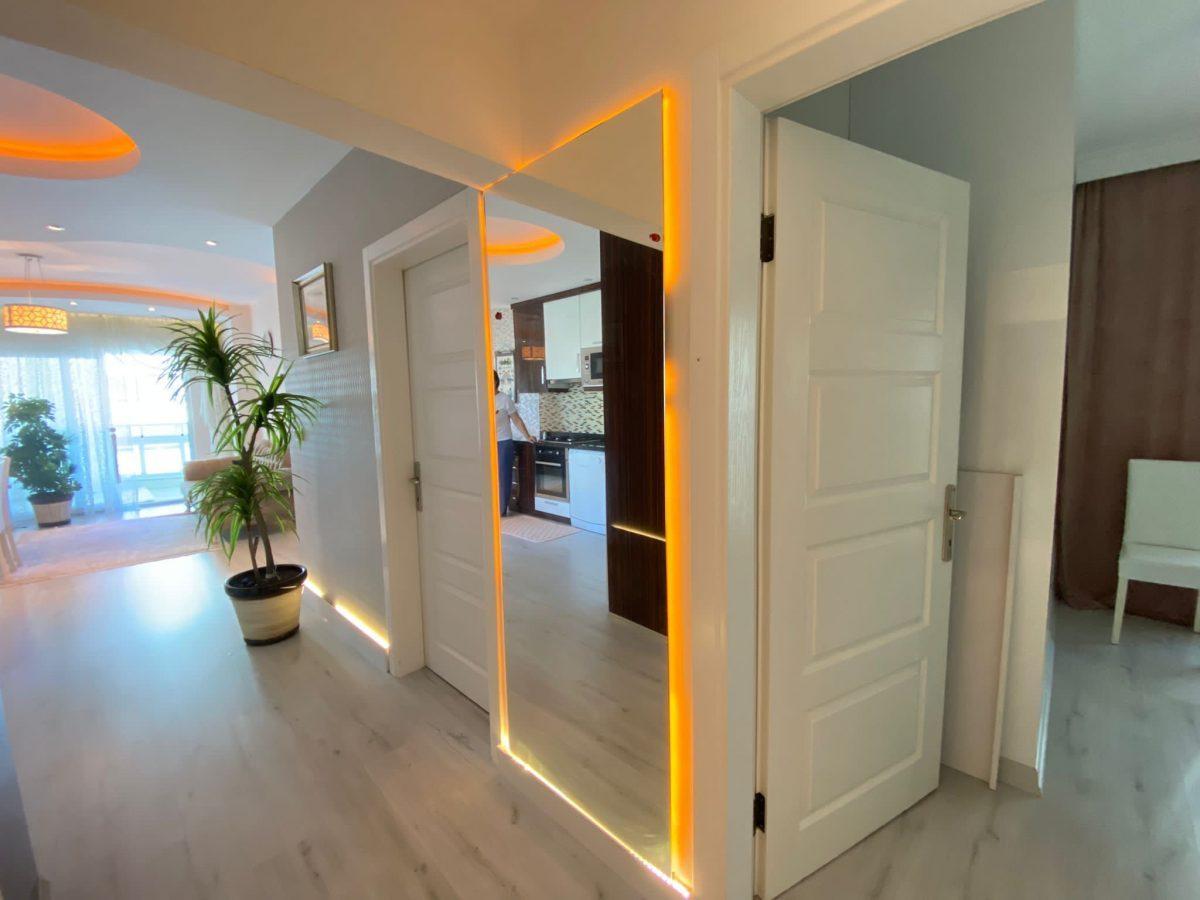 Роскошная меблированная квартира в центре Махмутлара - Фото 25