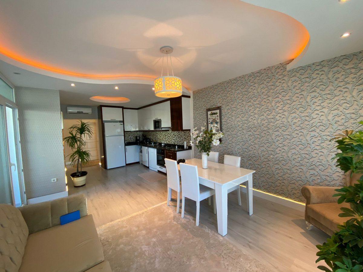 Роскошная меблированная квартира в центре Махмутлара - Фото 10
