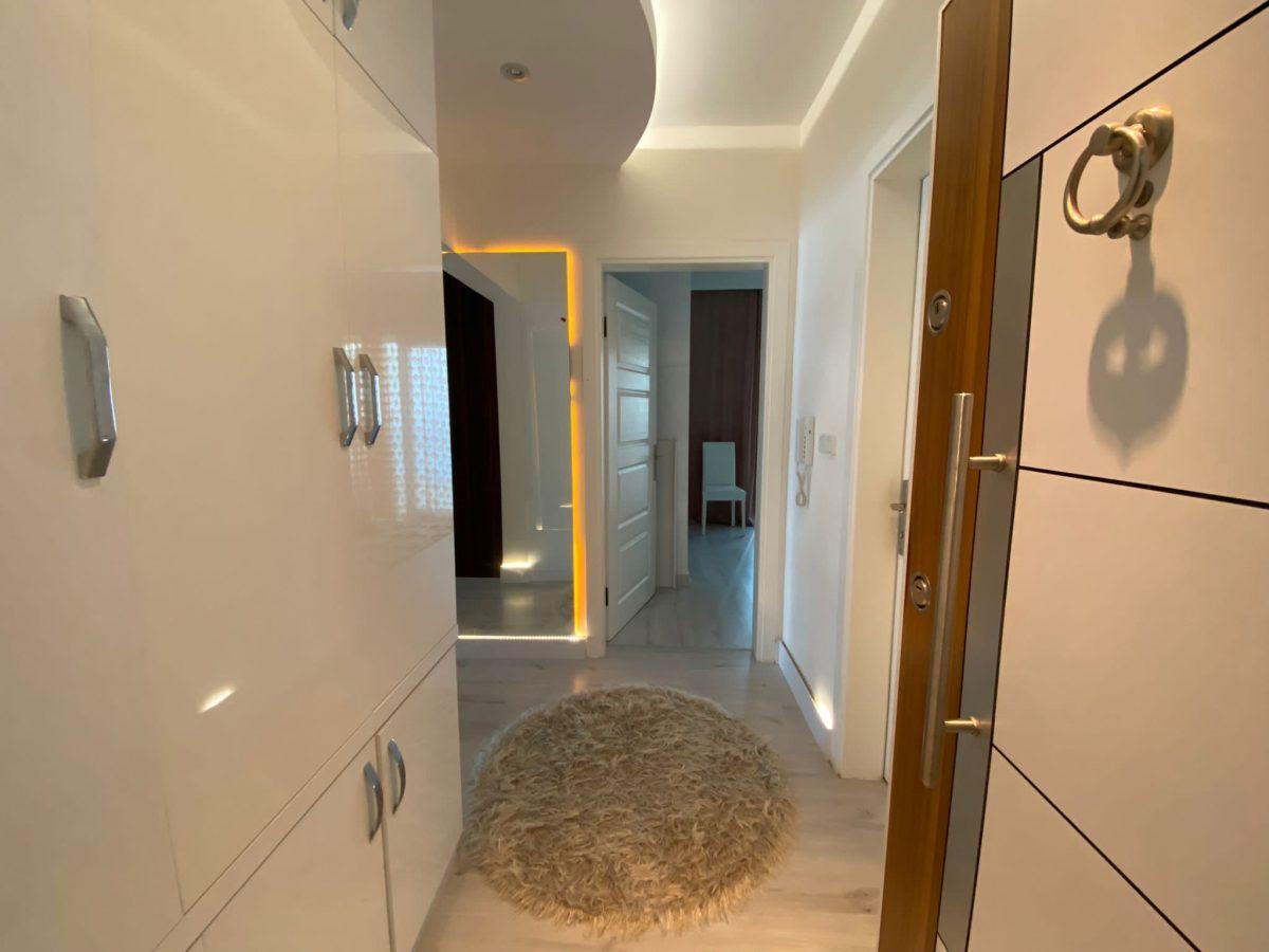 Роскошная меблированная квартира в центре Махмутлара - Фото 9