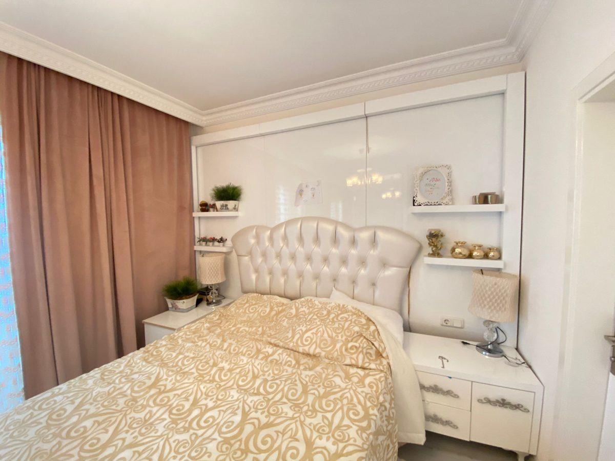 Роскошная меблированная квартира в центре Махмутлара - Фото 19