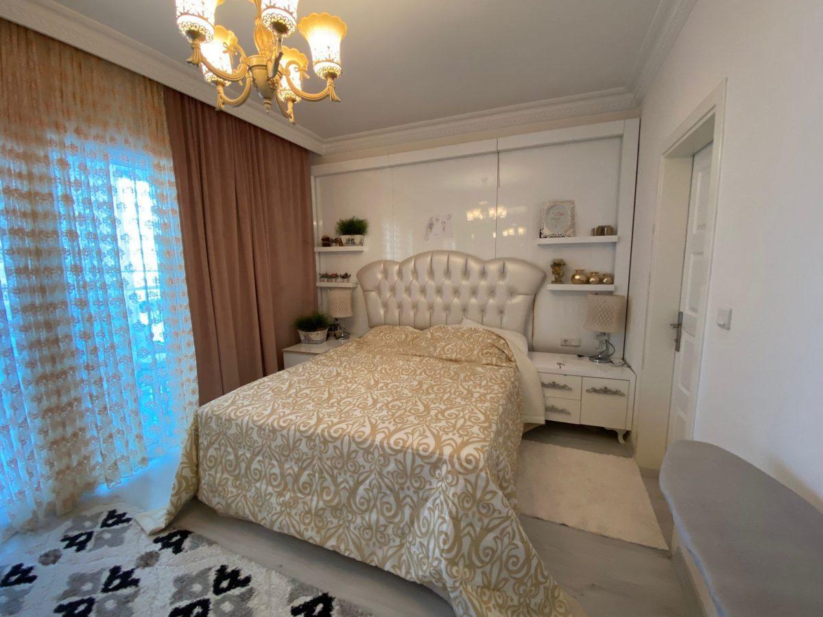 Роскошная меблированная квартира в центре Махмутлара - Фото 22