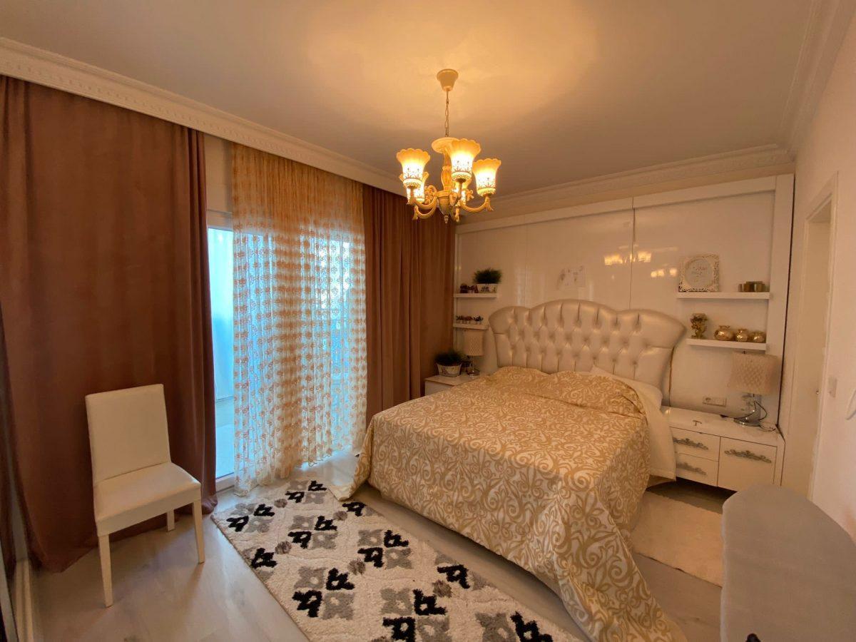 Роскошная меблированная квартира в центре Махмутлара - Фото 23