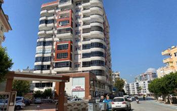 Меблированная квартира 1+1 в Махмутларе