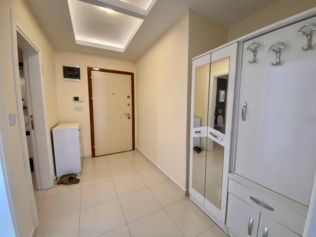 Меблированная квартира 1+1 в Махмутларе - Фото 10
