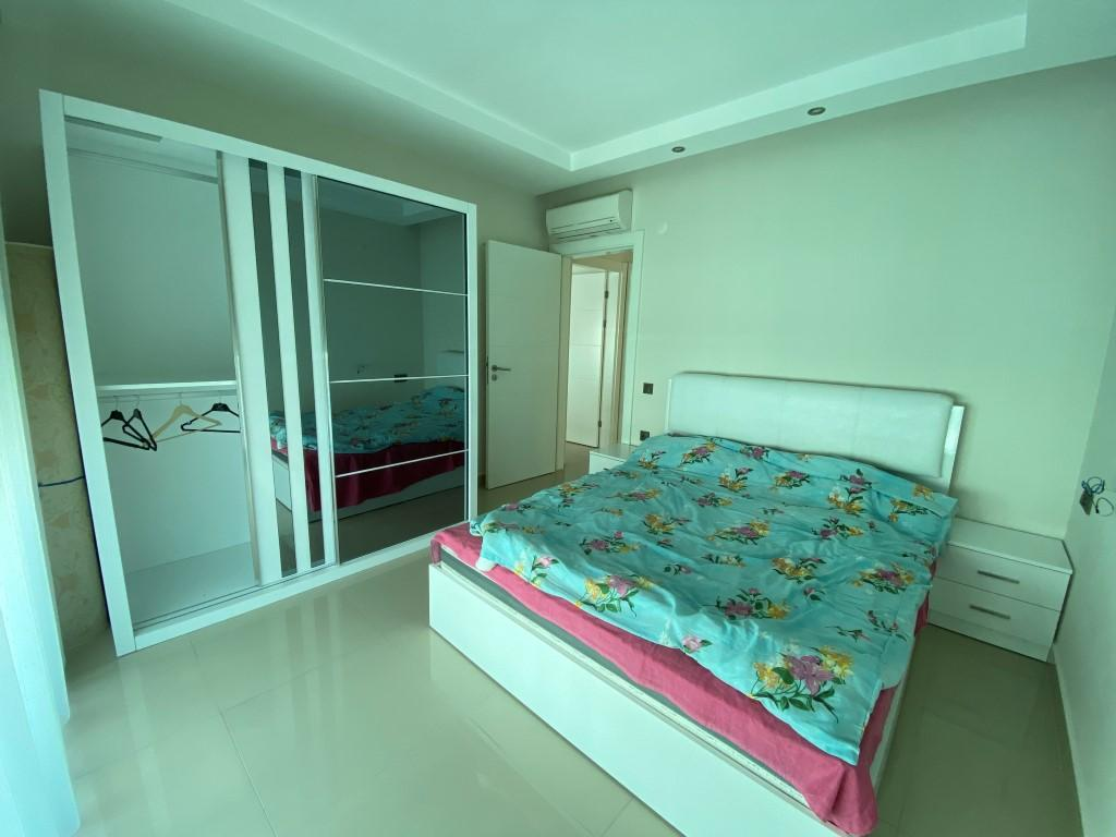 Квартира с мебелью на первой линии в Каргыджаке - Фото 20