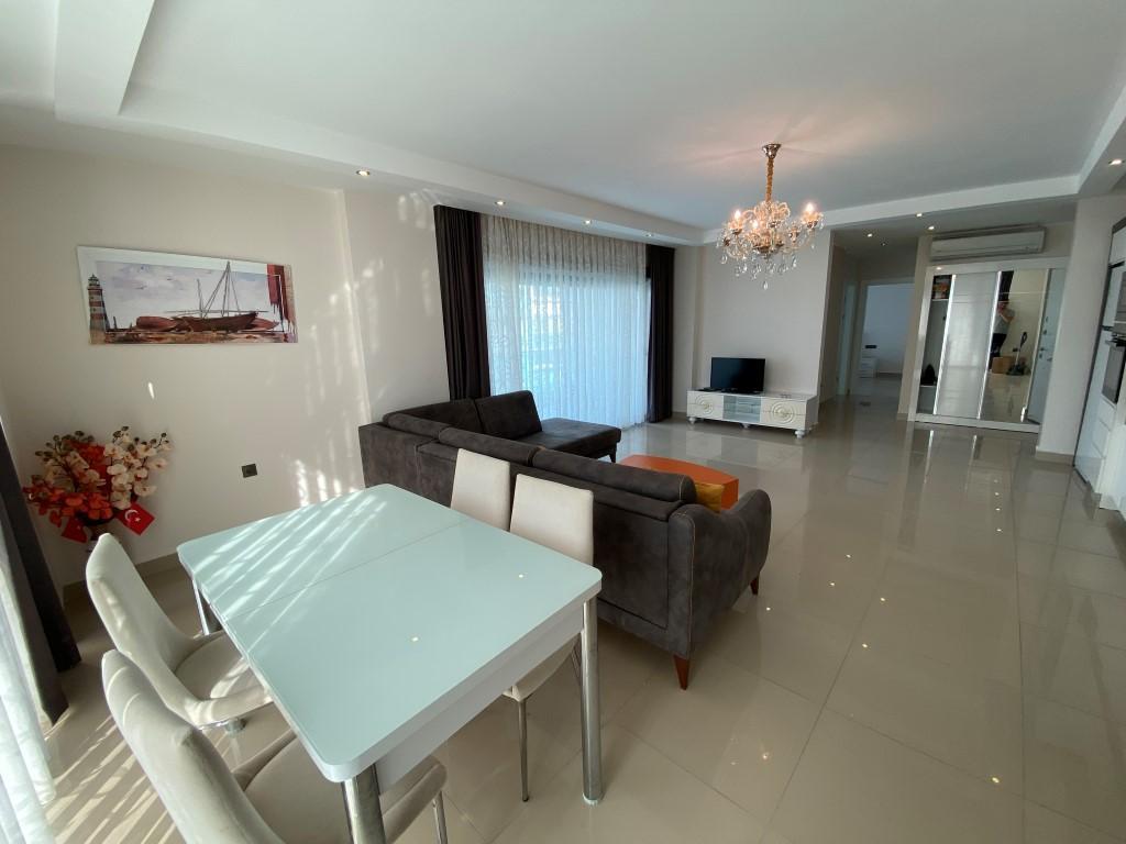 Квартира с мебелью на первой линии в Каргыджаке - Фото 18