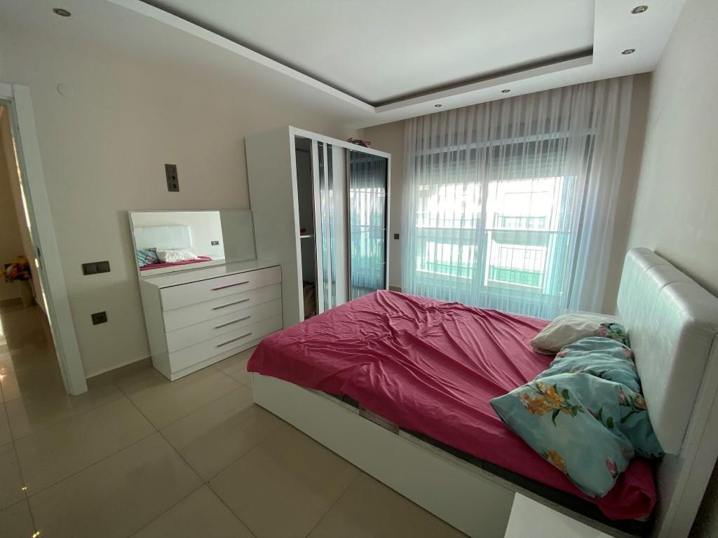 Квартира с мебелью на первой линии в Каргыджаке - Фото 22