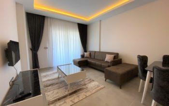 Меблированная квартира 1+1 в новом комплексе