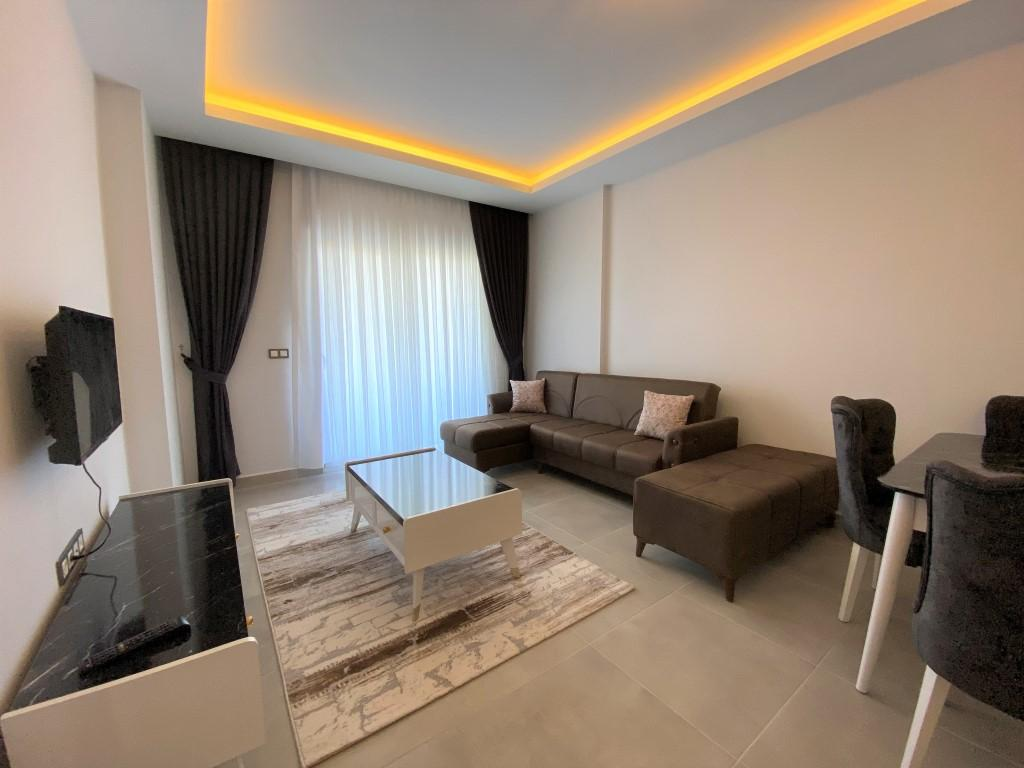 Меблированная квартира 1+1 в новом комплексе - Фото 1