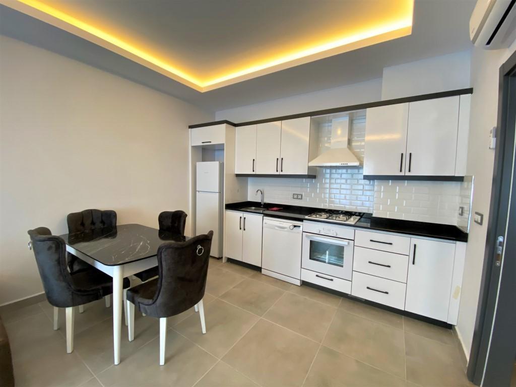 Меблированная квартира 1+1 в новом комплексе - Фото 17
