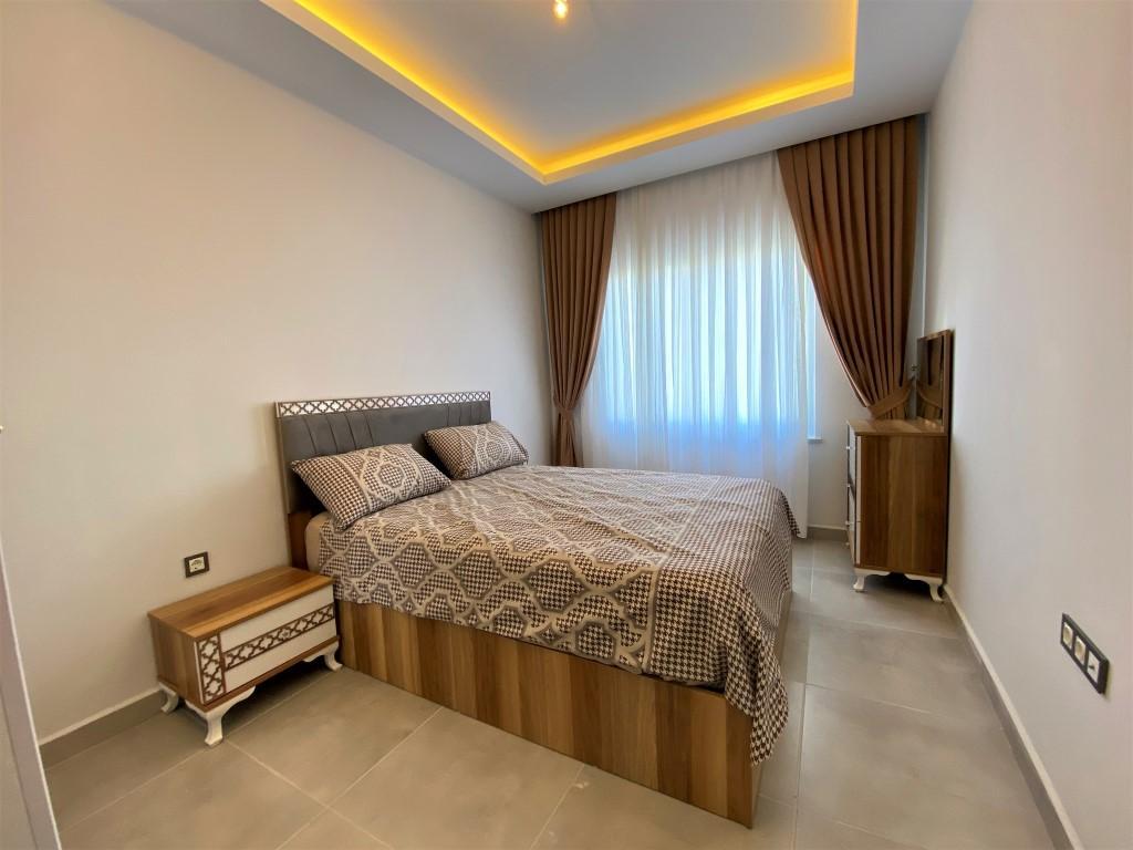 Меблированная квартира 1+1 в новом комплексе - Фото 18
