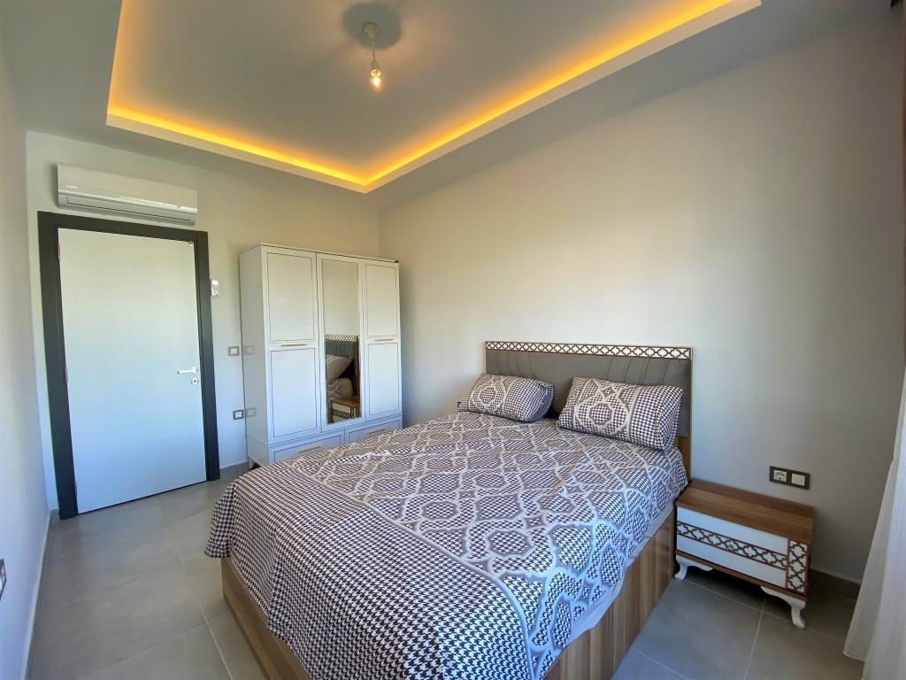 Меблированная квартира 1+1 в новом комплексе - Фото 20