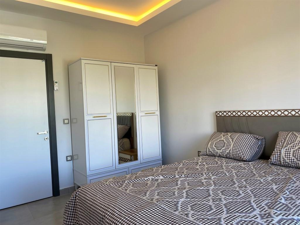 Меблированная квартира 1+1 в новом комплексе - Фото 21
