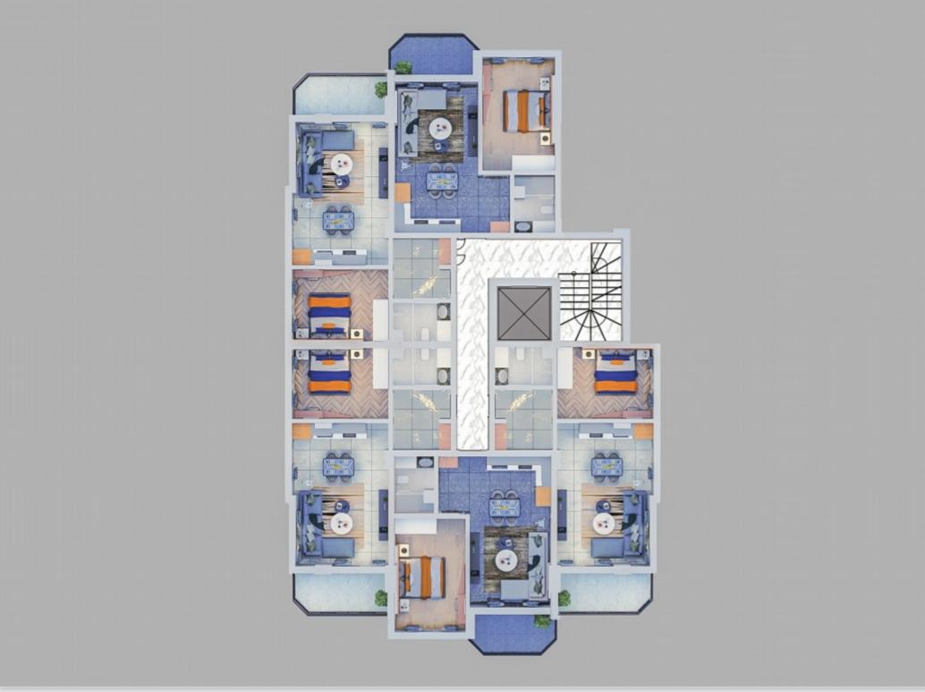 Квартиры в строящемся комплексе от надежного застройщика - Фото 12
