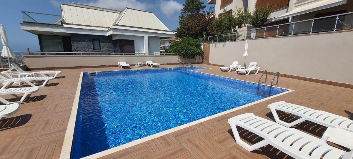 Новые апартаменты 3+1 в центре Алании - Фото 13
