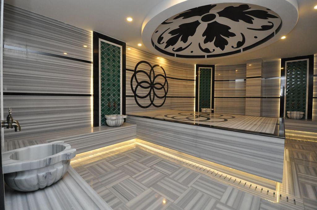 Квартира 2+1 в центре Алании в новом комплексе - Фото 12