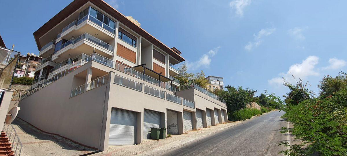 Новые апартаменты 3+1 в центре Алании - Фото 4