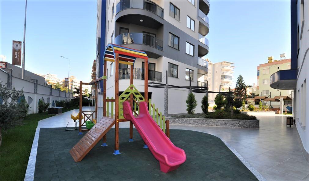Квартира 2+1 в центре Алании в новом комплексе - Фото 15