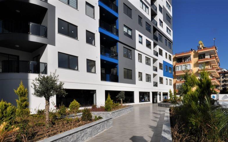 Квартира 2+1 в центре Алании в новом комплексе - Фото 17
