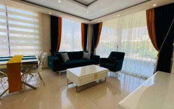 Очень просторная квартира в комплексе с хорошей инфраструктурой в Махмутларе
