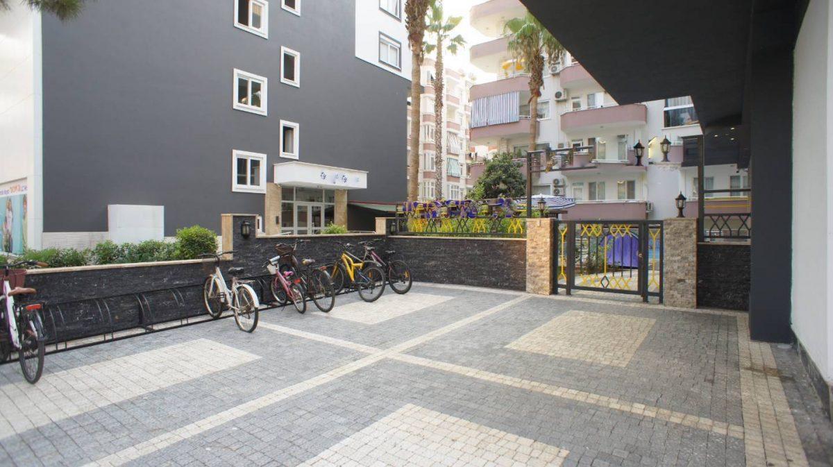 Квартира с мебелью и техникой в Махмутларе - Фото 2