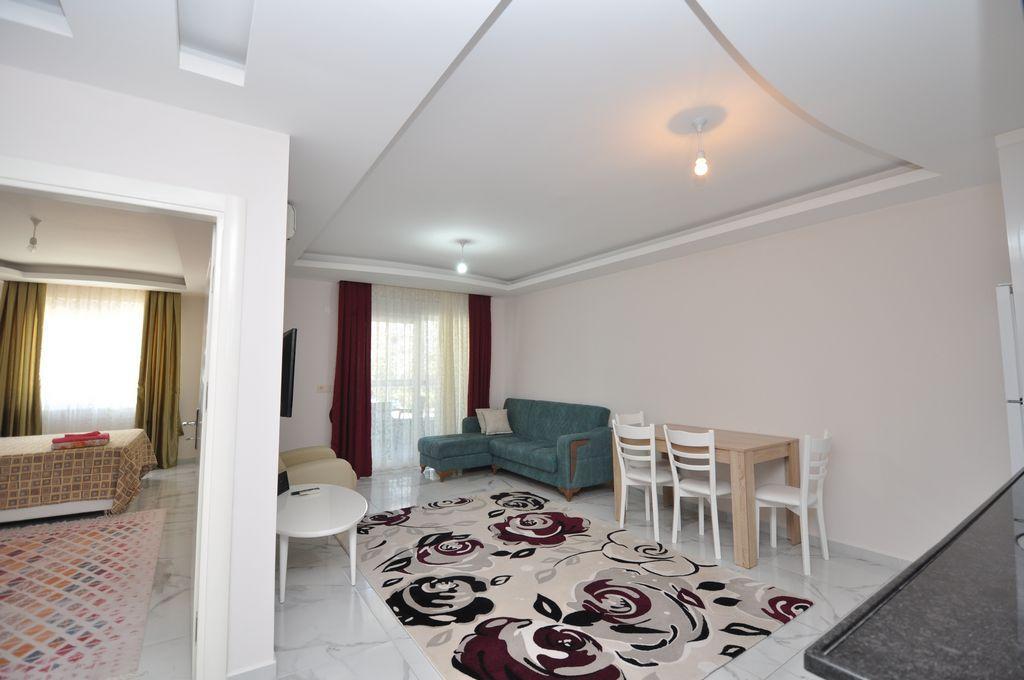 Квартира с мебелью и техникой в Махмутларе - Фото 11