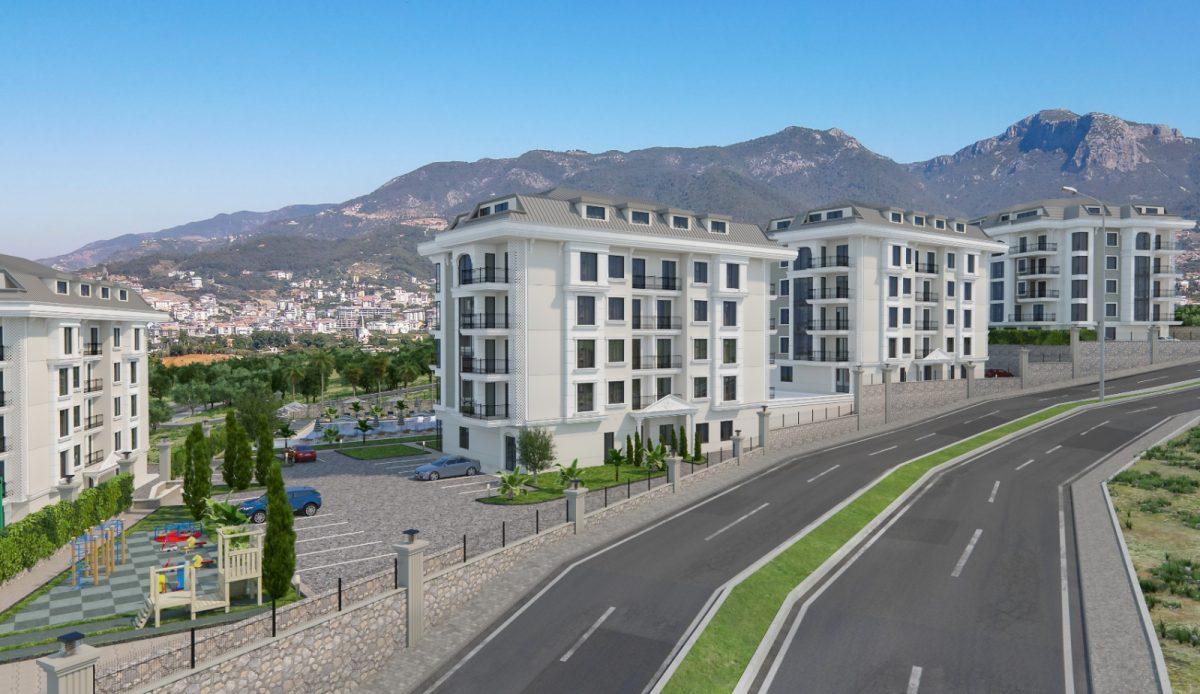 Инвестиционный комплекс с отельной инфраструктурой в европейском районе Оба - Фото 5