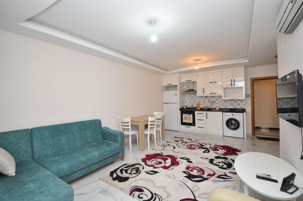 Квартира с мебелью и техникой в Махмутларе - Фото 10