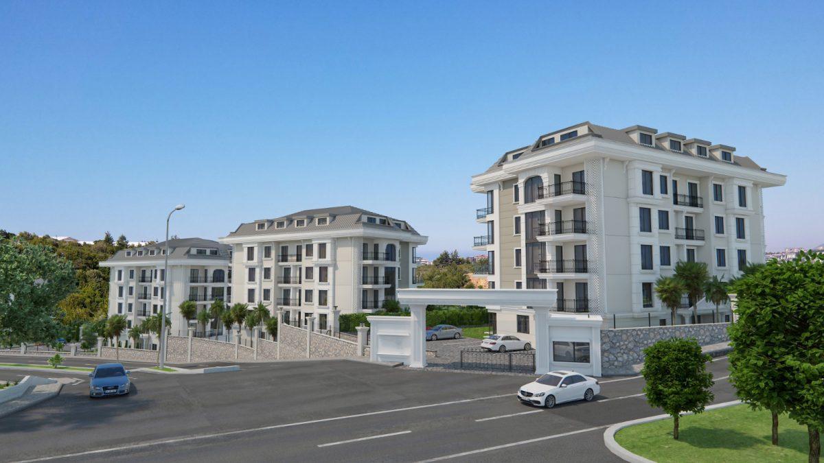 Инвестиционный комплекс с отельной инфраструктурой в европейском районе Оба - Фото 7