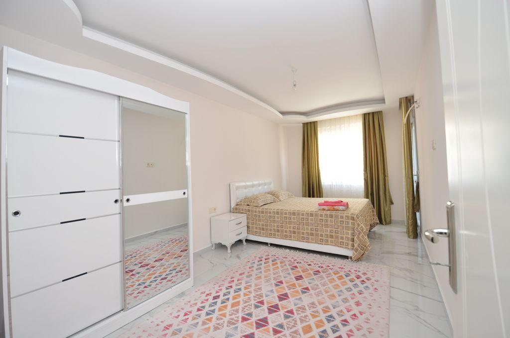 Квартира с мебелью и техникой в Махмутларе - Фото 12