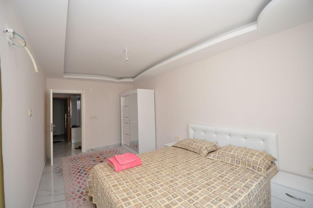 Квартира с мебелью и техникой в Махмутларе - Фото 13