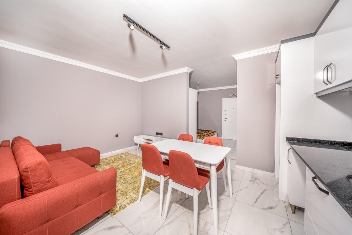 Квартира с мебелью в современном ЖК в Авсалларе - Фото 26