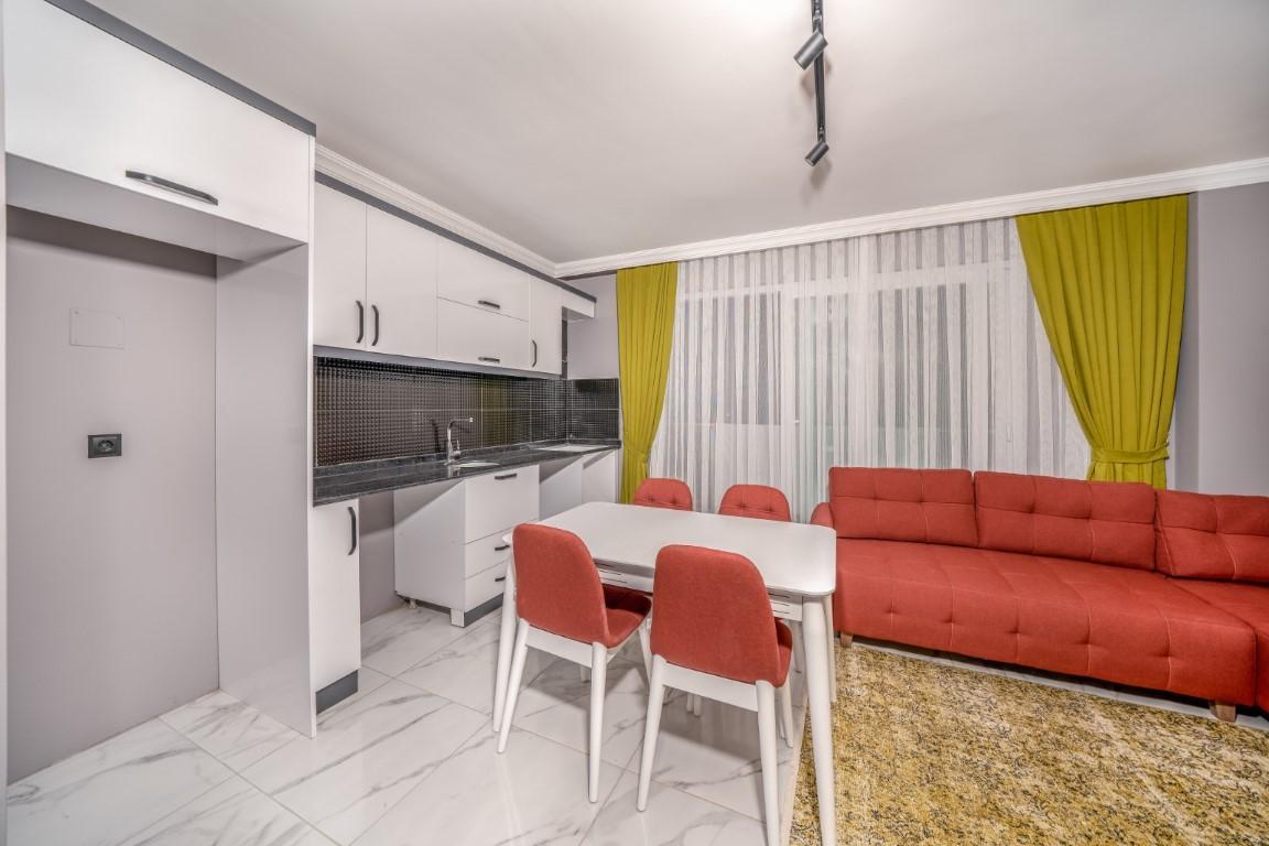Квартира с мебелью в современном ЖК в Авсалларе - Фото 25