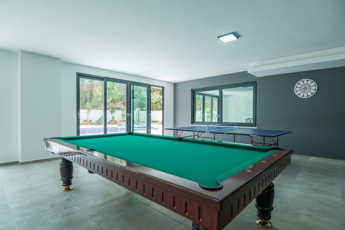 Квартира с мебелью в современном ЖК в Авсалларе - Фото 13