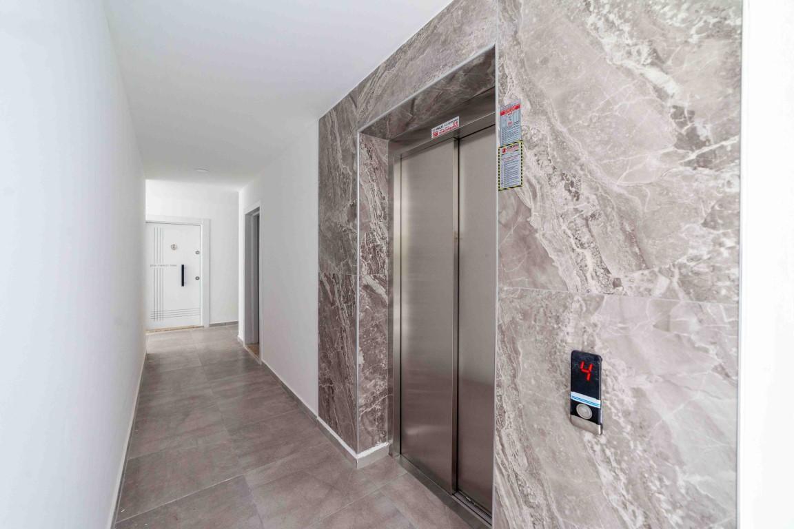 Квартира с мебелью в современном ЖК в Авсалларе - Фото 23