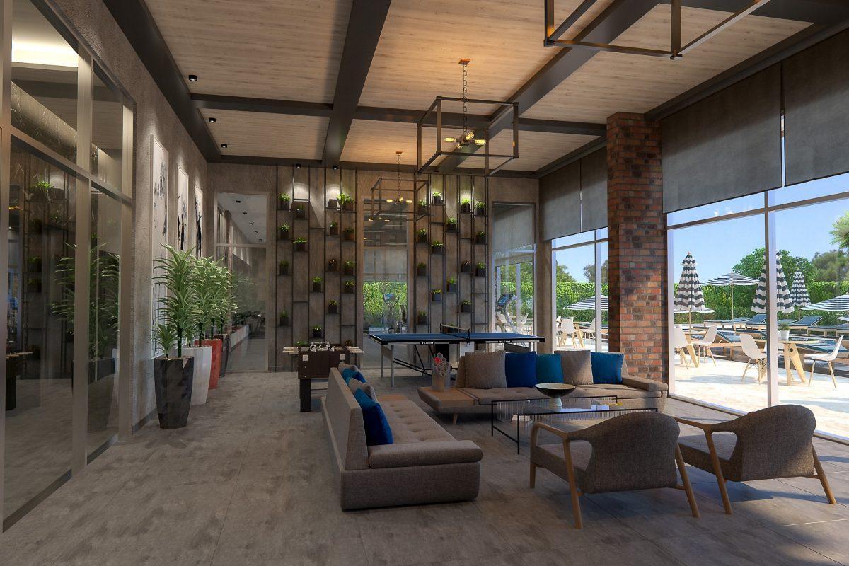 Новые квартиры в комплексе рядом с морем в Махмутларе - Фото 15