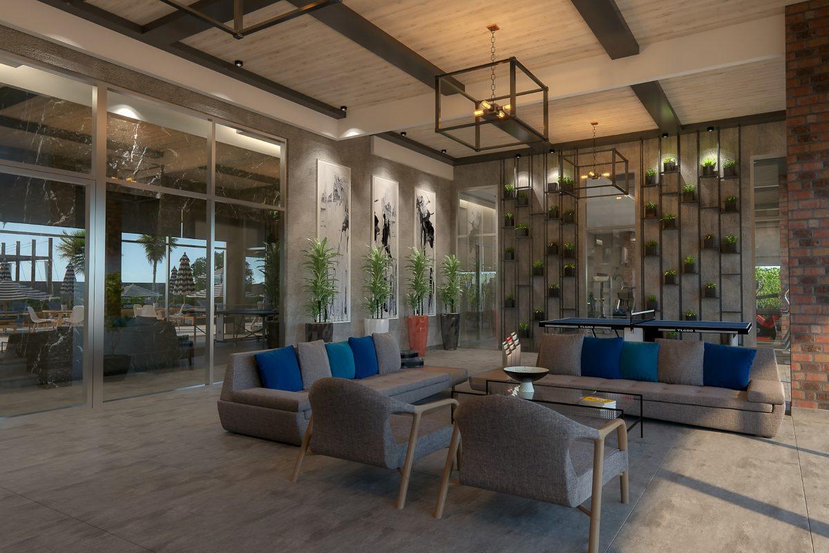 Новые квартиры в комплексе рядом с морем в Махмутларе - Фото 17
